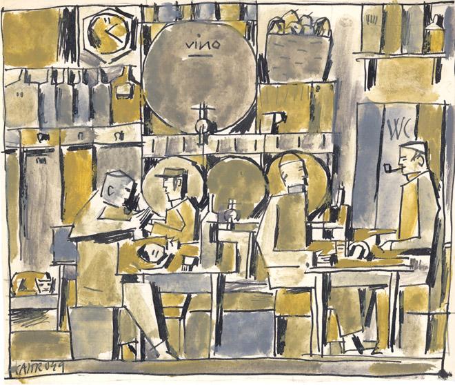 49.80 Café à Montevideo