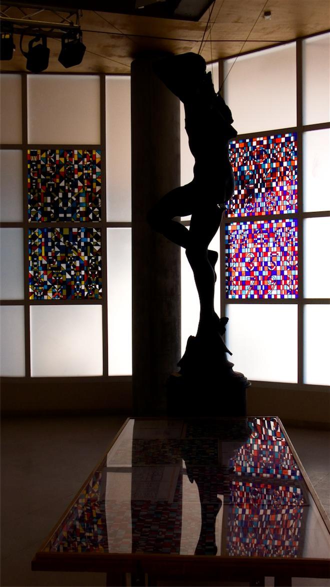 Castro  - Hall du Musée de Saint Lô